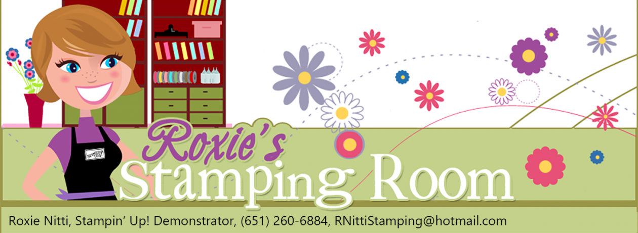 Roxies Stamping Room