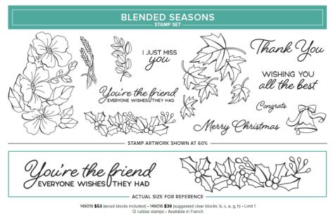 Blended Season