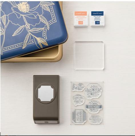 Designer Punch Box